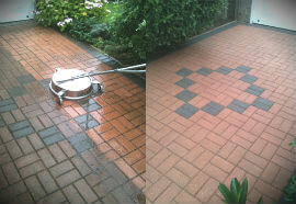 Patio Cleaning Willesden